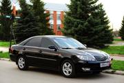 Toyota Camry,  цв. черный,  кожаный салон. Обслуживание торжеств и сваде