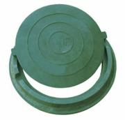 Люк канализационный полимерпесчаный для Брянска из Украины