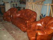 Полная реставрация мягкой мебели