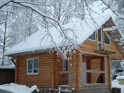 Продам гостевой дом с парилкой на берегу лесного озера
