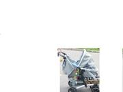 Детская коляска польского производства