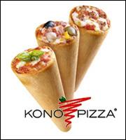 оборудование для приготовления пиццы в стаканчике- pizza cono