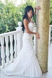 Свадебное платье из коллекции Максим