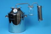 Самогонный  аппарат (дистиллятор).