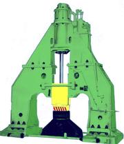 Продам молот штамповочный паровоздушный К05.501