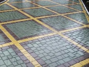 Брусчатка,  тротуарная плитка,  блок,  кирпич