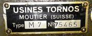 автомат токарный Tornos