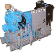 Блок компрессора 2АФ53Э51Ш